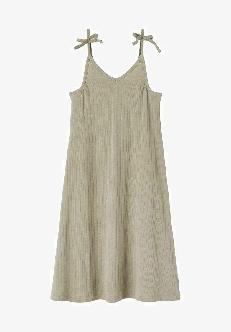 Name it - Day dress - silver sage