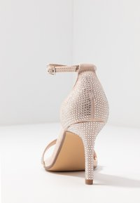 Head over Heels by Dune - MADDI - Sandales à talons hauts - nude/metallic - 5