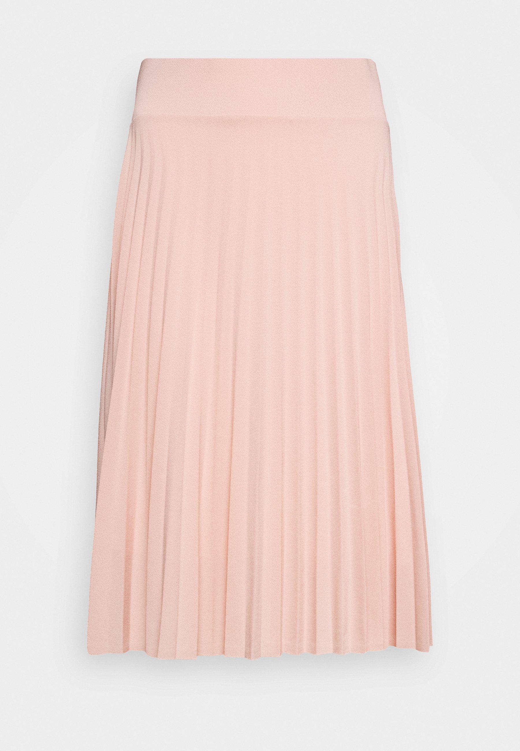 Women Plisse A-line mini skirt - A-line skirt