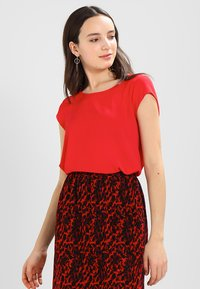 ONLY - ONLVIC  - Blouse - high risk red - 0