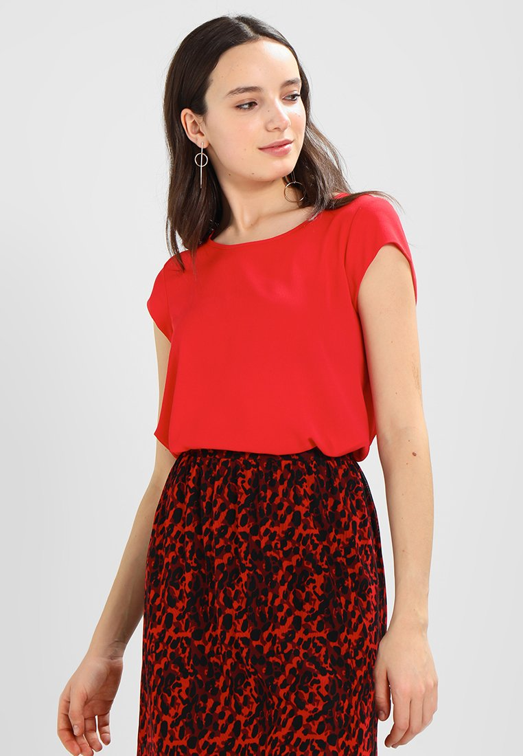 ONLY - ONLVIC  - Blouse - high risk red