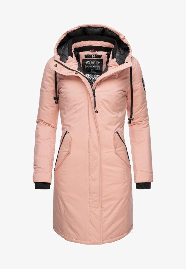 LETIZIAA - Winter coat - pink