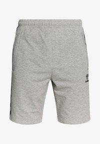 Hummel - HMLMOVE  - Sports shorts - grey melange - 3