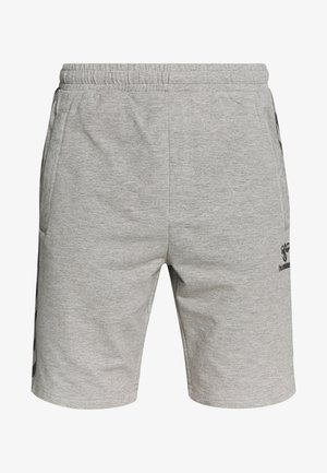 HMLMOVE  - Sports shorts - grey melange