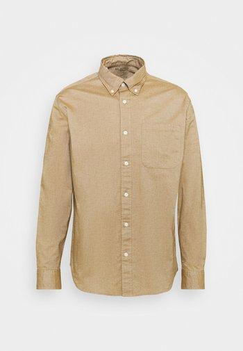 SLHREGRICK FLEX - Camisa - teak