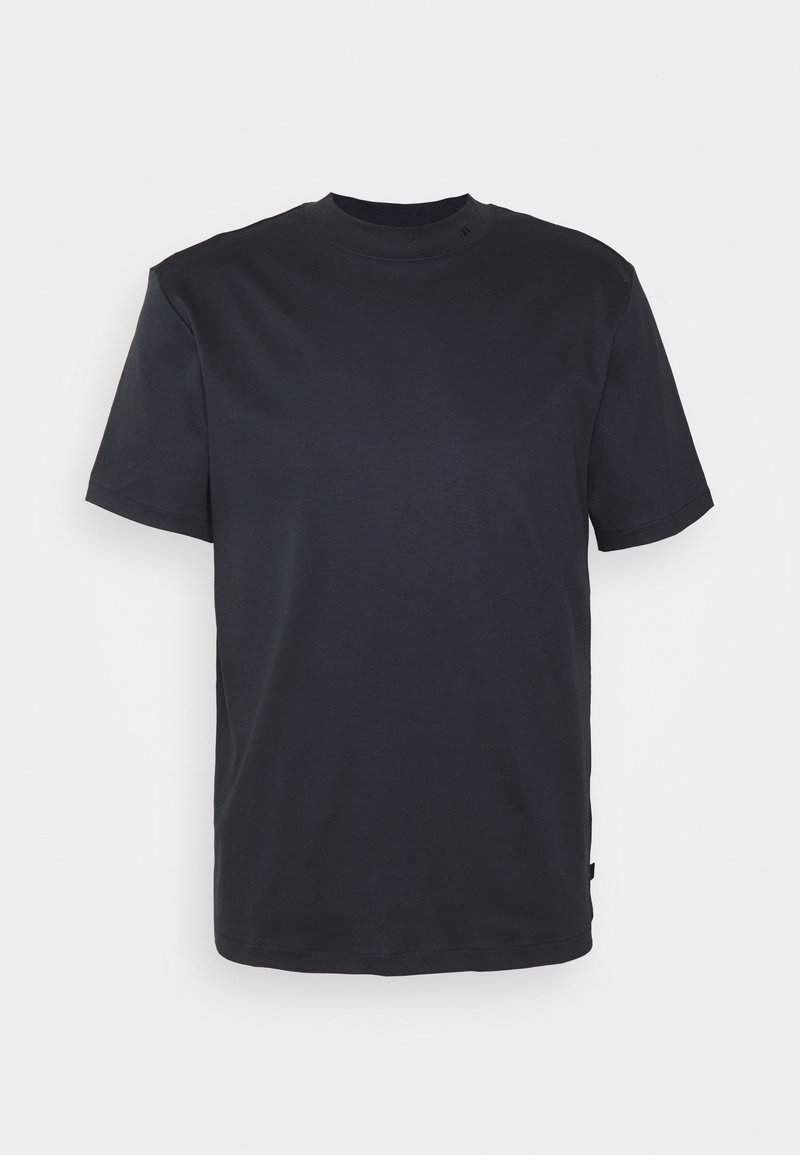 J.LINDEBERG - ACE MOCK NECK - T-shirt basic - navy