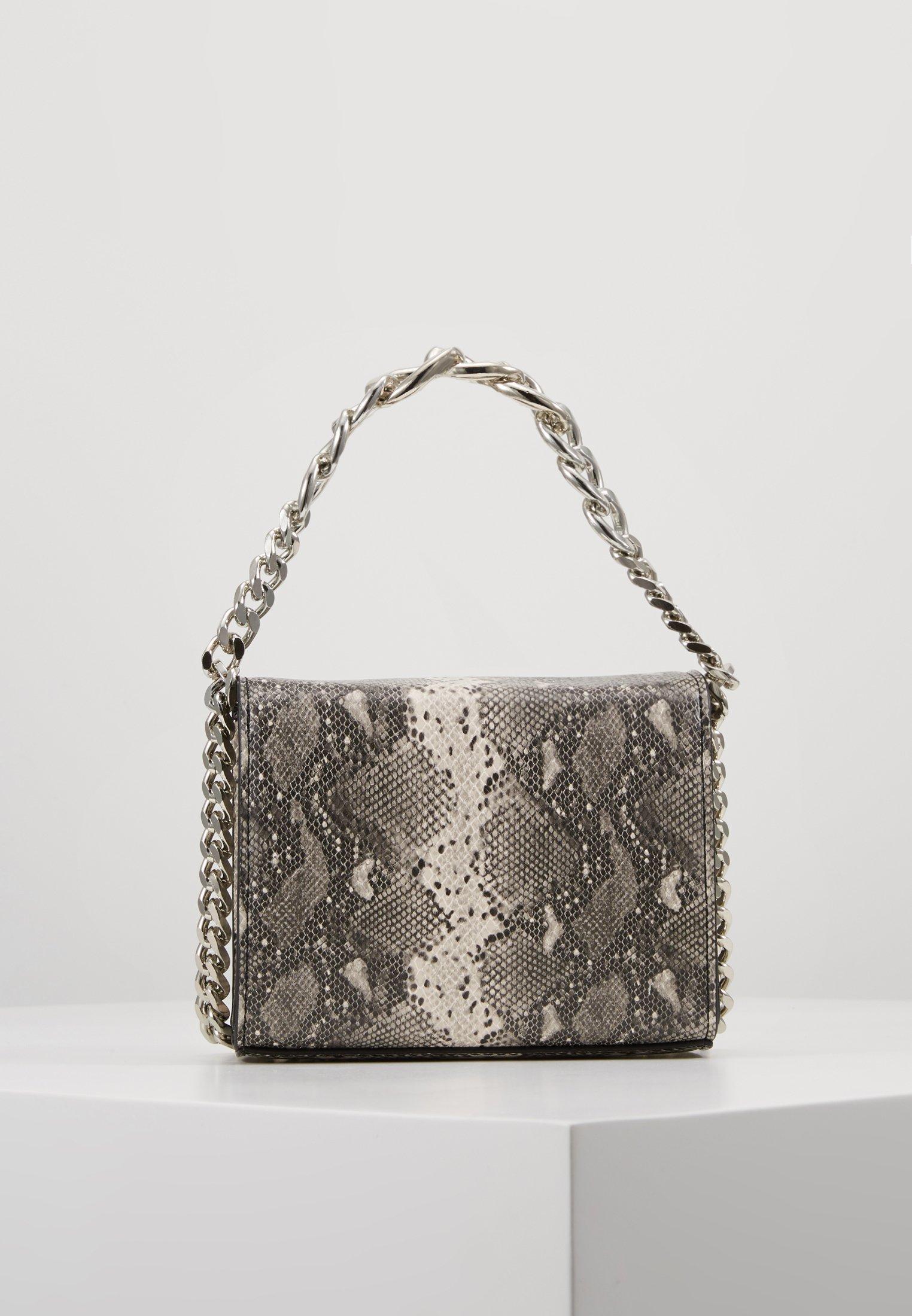 CRAVE CHAIN MINI Handväska grey