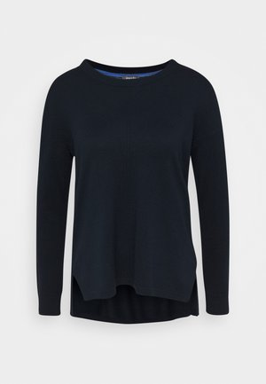 JUMPER ROUND NECK - Jumper - sky captain blue