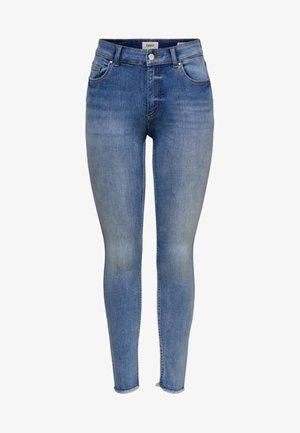 ONLBLUSH MID ANKLE - Jeans Skinny Fit - light blue