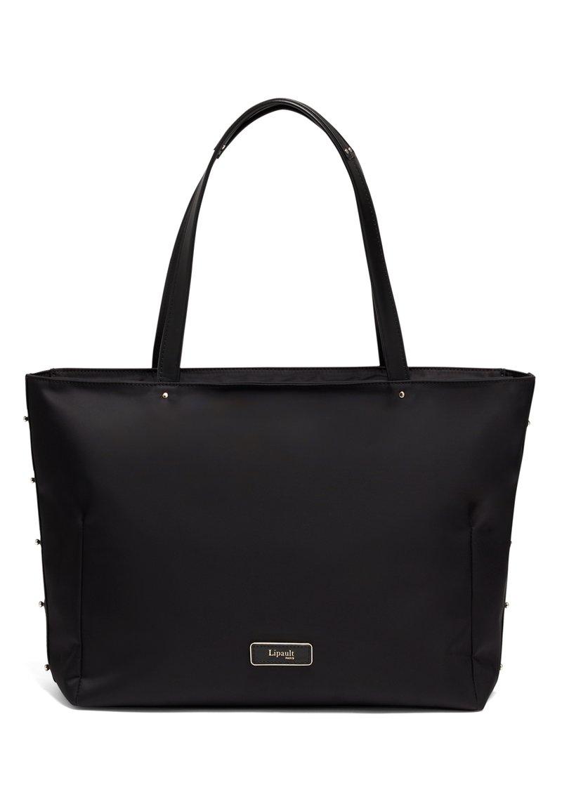 Lipault - BUSINESS AVENUE LAPTOPTASCHE - Tote bag - jet black