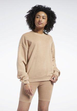 Sweatshirt - wild brown