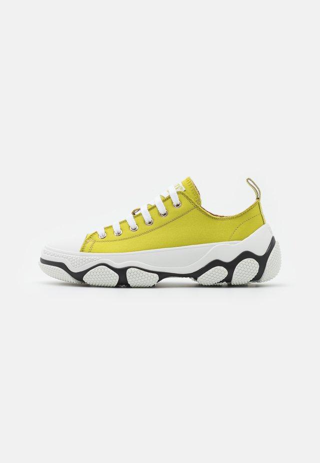 Sneakersy niskie - sun/bianco/nero