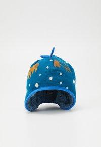 Patagonia - BABY REVERSIBLE BEANIE UNISEX - Bonnet - cosmic dreams/crater blue - 0