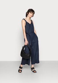 Thought - ERIN - Overal - navy - 1