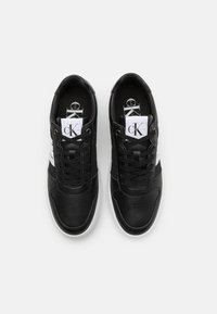 Calvin Klein Jeans - CUPSOLE LACEUP OXFORD  - Trainers - black - 3