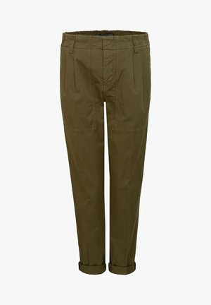 DEPART - Trousers - green