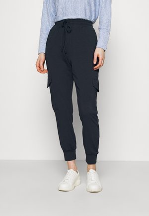 KASIGGI LINDA PANTS  - Cargo trousers - midnight marine