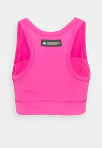 adidas Performance - DESIGNED4TRAINING FORMOTION COMPRESSION - Medium support sports bra - screaming pink - 6