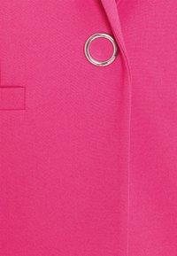 HUGO - ALINJA DOUBLE - Manteau court - bright pink - 2