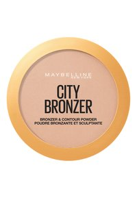 Maybelline New York - CITY BRONZE PUDER - Bronzer - 250 medium warm - 1