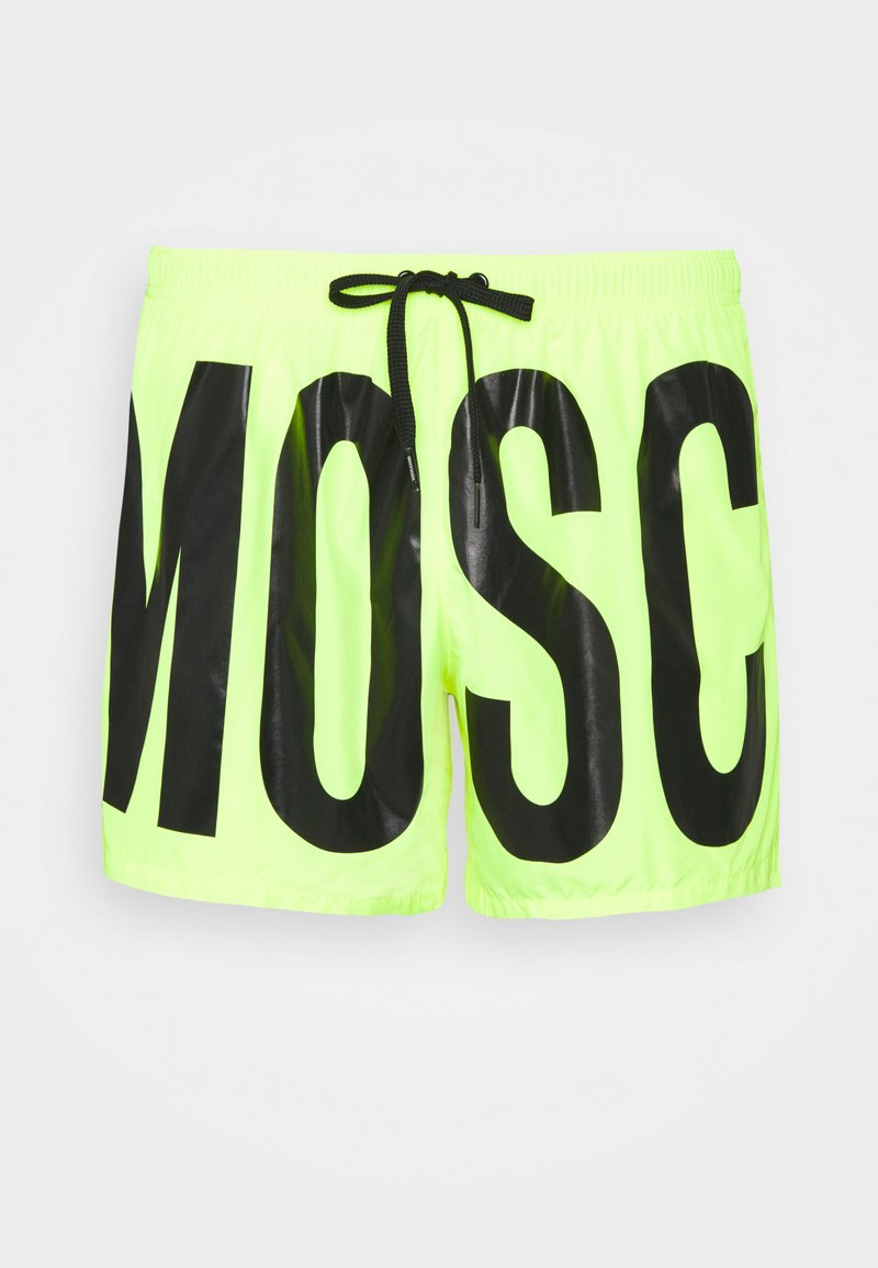 MOSCHINO SWIM - Short de bain - yellow