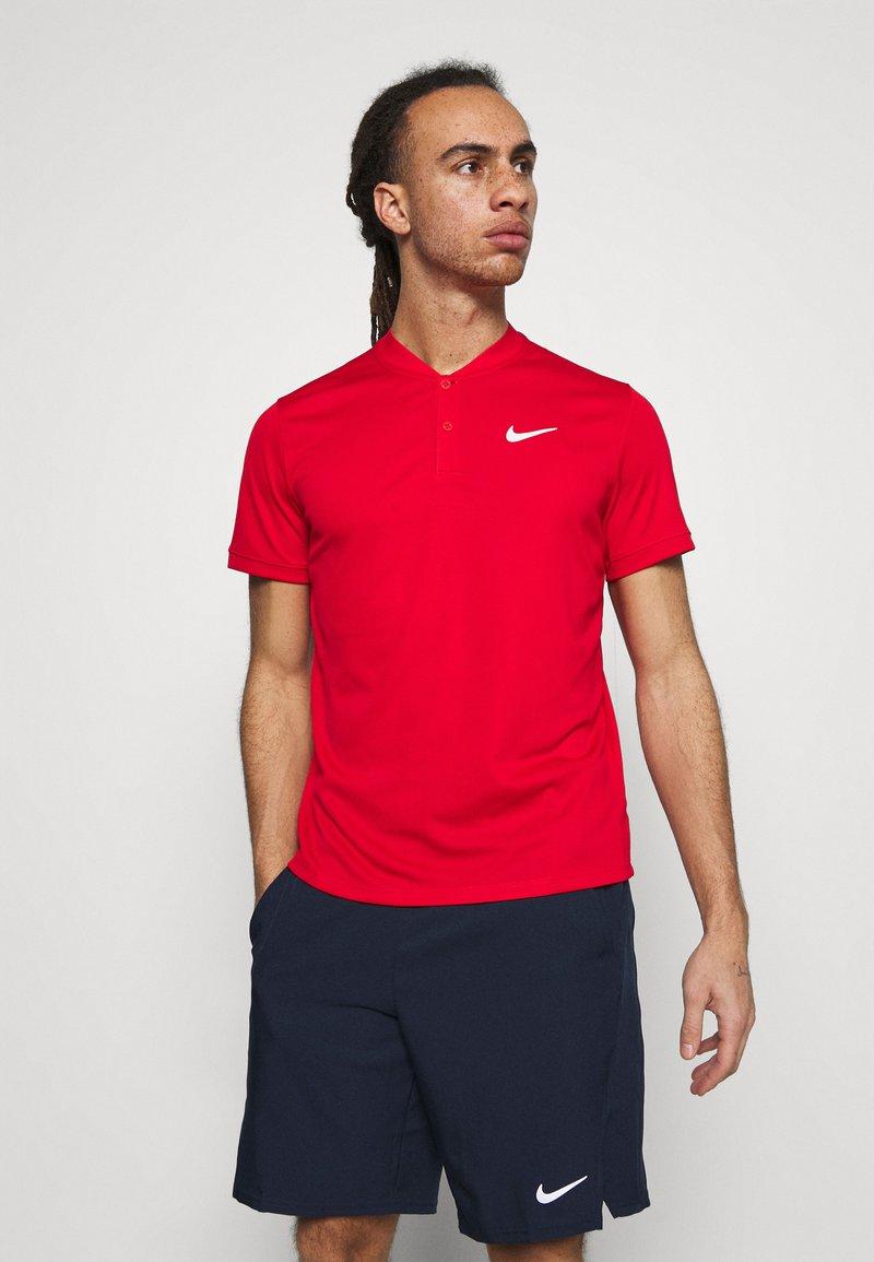 Nike Performance - BLADE - T-shirts basic - university red/white