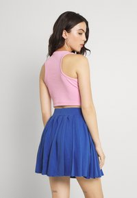 Missguided - PLAYBOY SPORTS RACER CROP - Top - pink - 2
