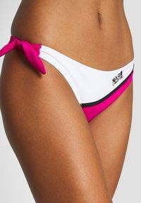 KARL LAGERFELD - BOTTOM - Bikini bottoms - fuchsia - 4