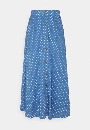 ONLPELLA SKIRT - Maxi skirt - allure/dots