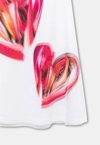 Desigual - LETICIA - Jumper dress - white - 2