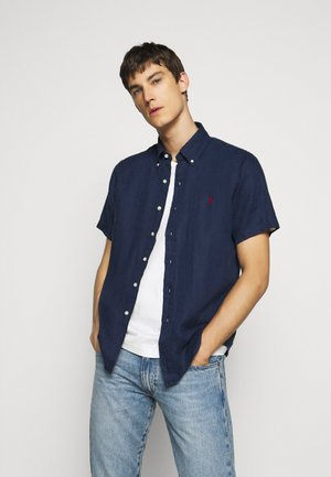 SHORT SLEEVE SPORT  - Shirt - newport navy