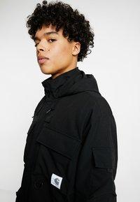 Carhartt WIP - ELMWOOD JACKET - Summer jacket - black - 3
