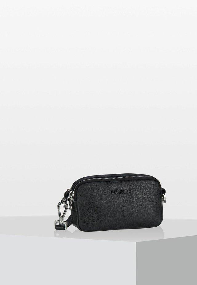 ANDERMATT AVY - Across body bag - black