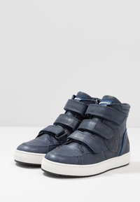 Vingino - SIL MID - High-top trainers - navy blue - 3