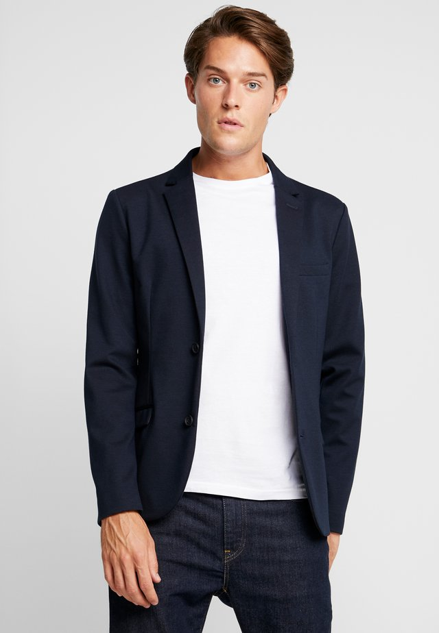 SUPERFLEX - blazer - navy