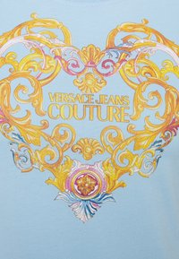 Versace Jeans Couture - TEE - Print T-shirt - blue - 7