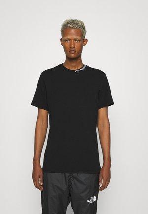ZUMU TEE - Camiseta básica - black