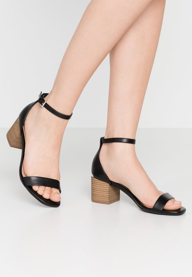MAKENZIE - Sandals - black