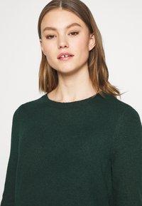 ONLY - ONLELENA DRESS - Jumper dress - green gables/black melange - 3