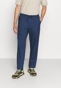 Patagonia - ALL WEAR VOLLEY PANTS - Tygbyxor - stone blue - 0