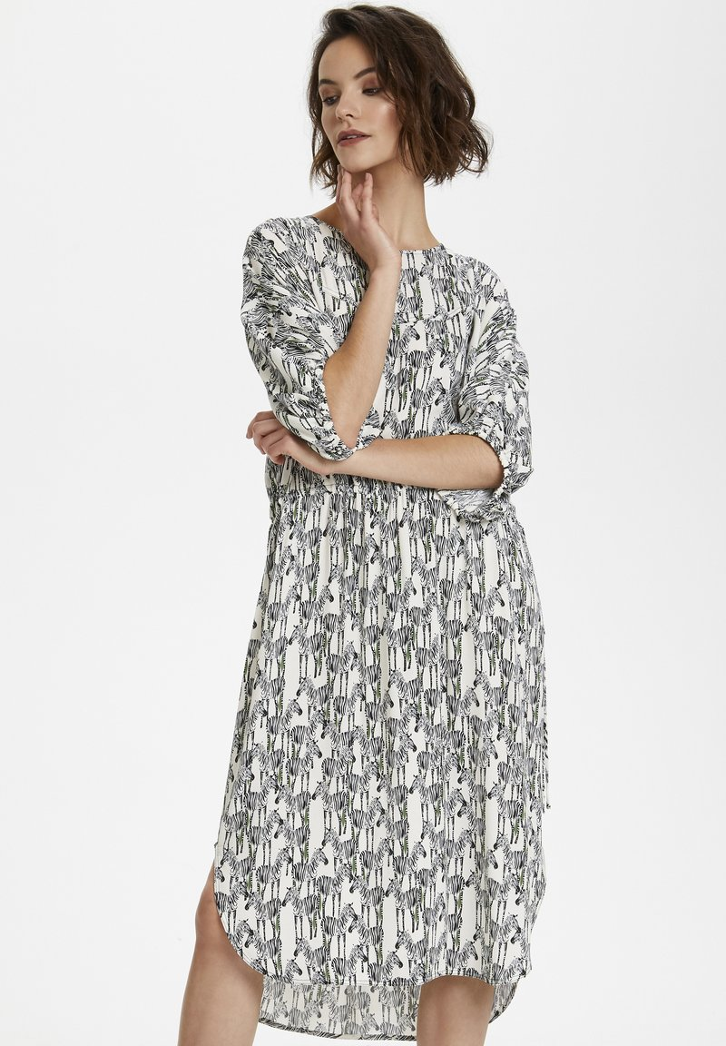 Soaked in Luxury - SERRAS - Day dress - zebra animal