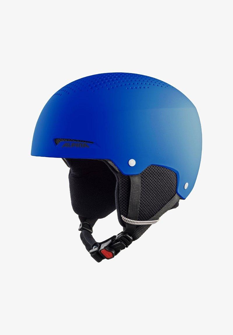 Alpina - ZUPO - Helmet - blue matt
