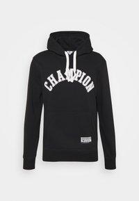 Champion Rochester - BOOKSTORE HOODED - Sweatshirt - black - 0