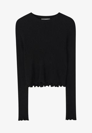 Svetr - black
