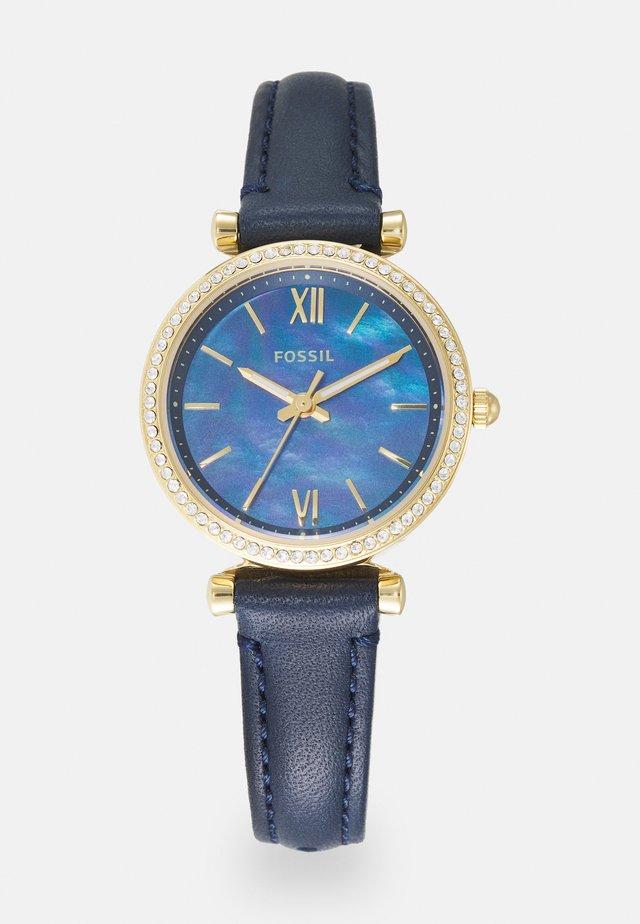 CARLIE MINI - Horloge - blue