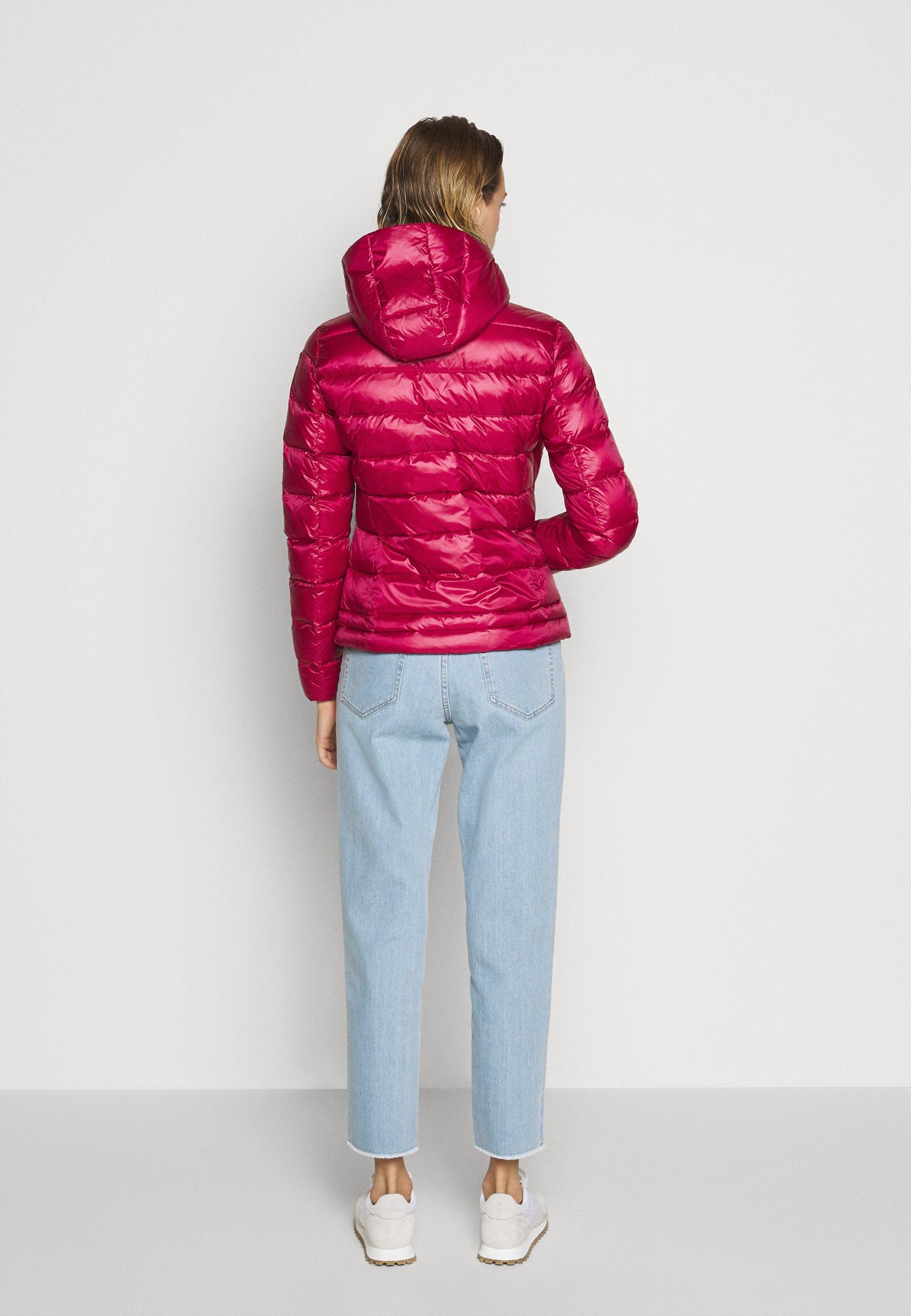 Bulk Designs Women's Clothing Blauer GIUBBINI CORTI IMBOTTITO PIUMA Down jacket raspberry 8cNAdWaT9