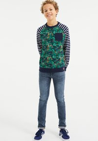 WE Fashion - Long sleeved top - multi-coloured - 0