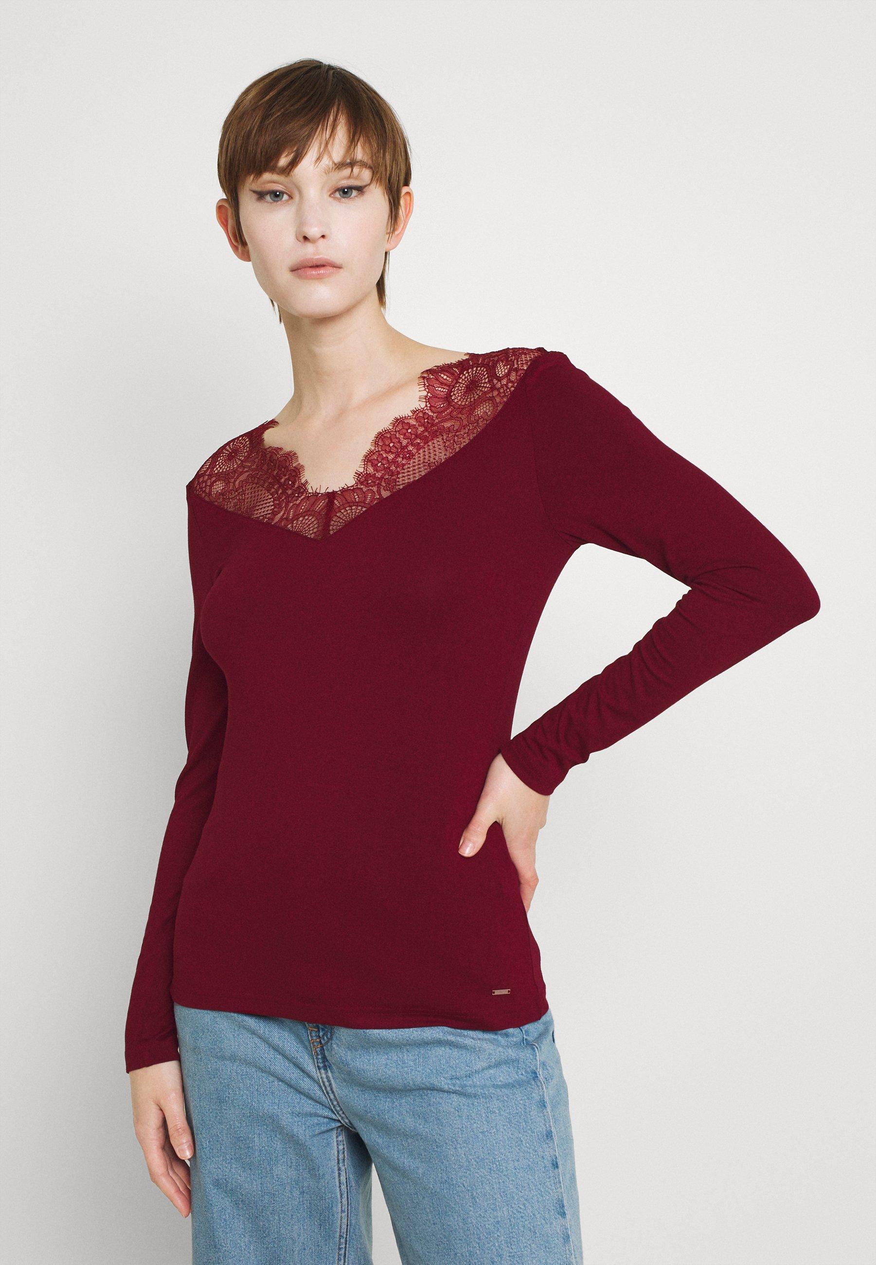 Women TRACE - Long sleeved top