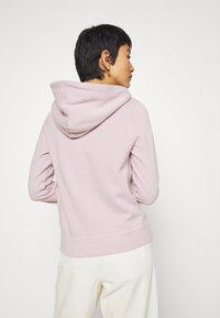 Abercrombie & Fitch - HERITAGE LOGO POPOVER - Hoodie - pink - 2