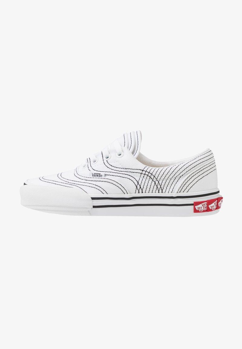 Vans - ERA - Sneakersy niskie - true white/black